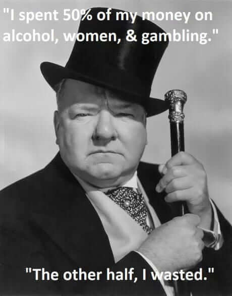 gambling quote meme