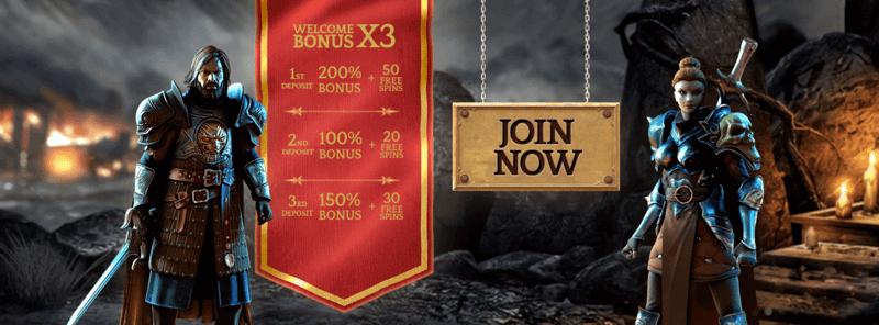 bronze online casino