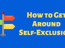 ways around self-exclusion