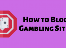 how to block gambling sites