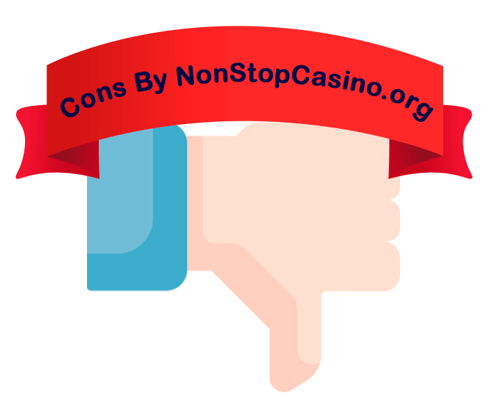 cons of UK casinos not using Gamstop