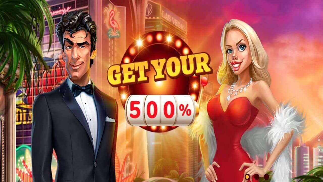 Bonus at Jackpot Charm Casino