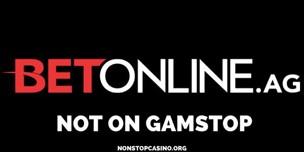 BetOnline not on Gamstop