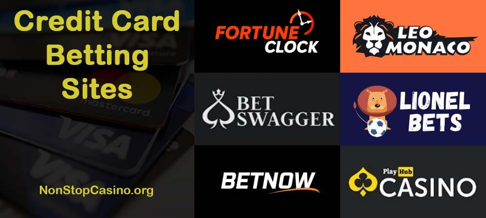 Available Credit Card Betting Sites