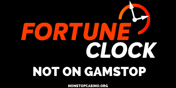 Fortune Clock not on Gamstop