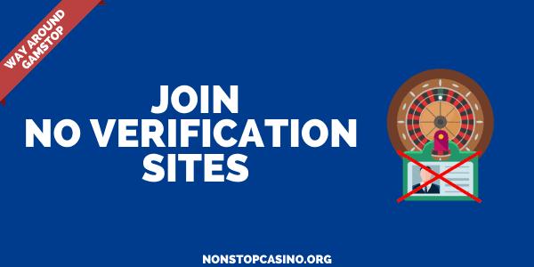 join no verification sites