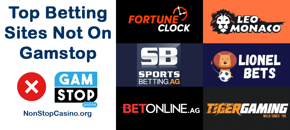 List Of Top Betting Sites Not On Gamstop for UK Players