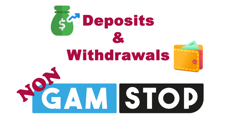 casino payments sites not blocked by Gamstop