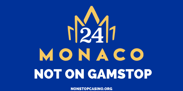 24 Monaco Casino not on Gamstop