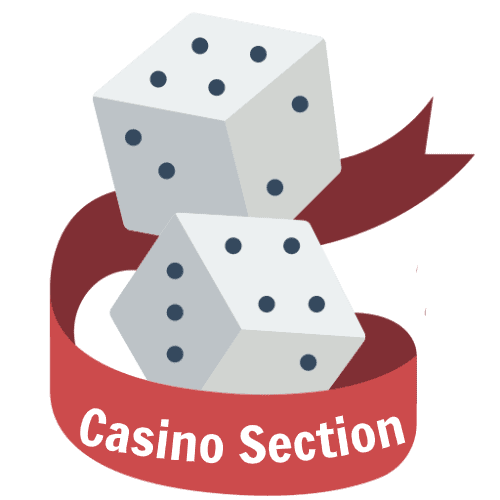 casino section