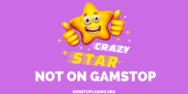 Crazy Star Bookmaker not on Gamstop