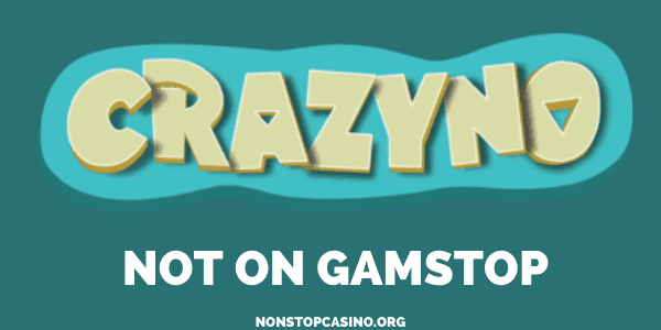 Crazyno Casino not on Gamstop