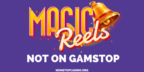 Magic Reels Lottery not on GamStop