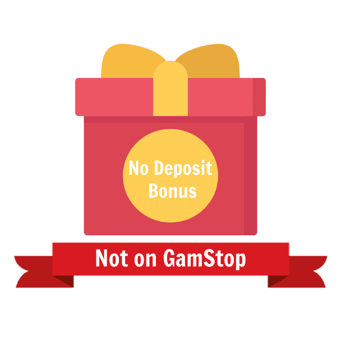 no deposit bonus not on GamStop