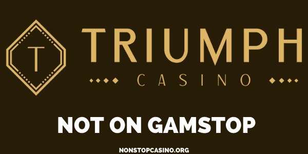 Triumph Lottery not on Gamstop