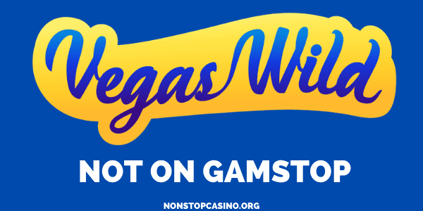 Vegas Wild Casino not on Gamstop