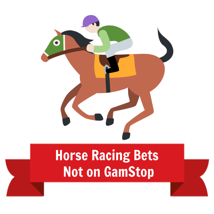 horse racing betting not on GamStop