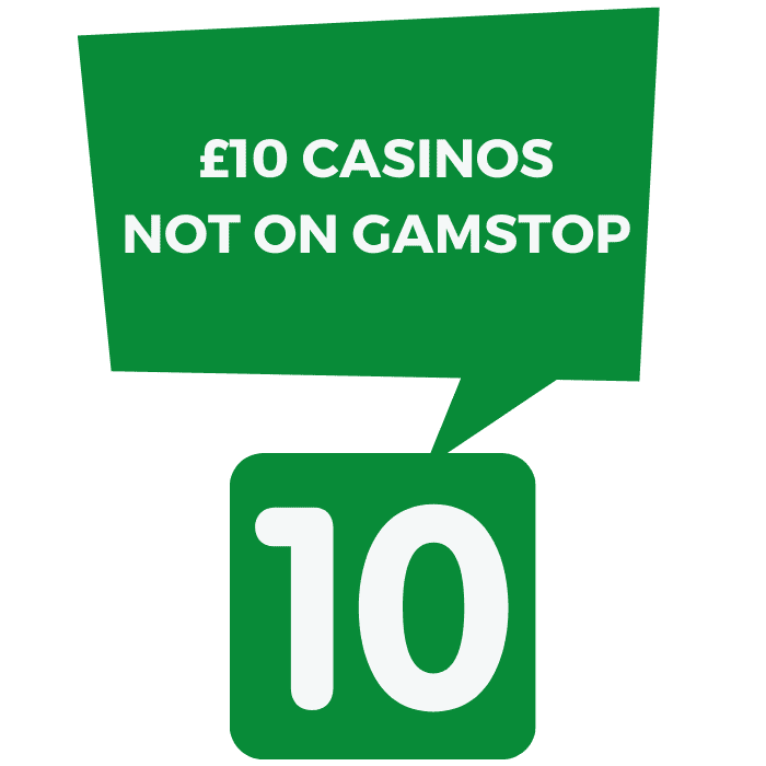 £10 deposit casino not on GamStop