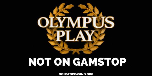 Olympus Play Casino not on GamStop