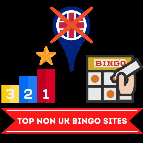 Top Non UK Bingo Sites