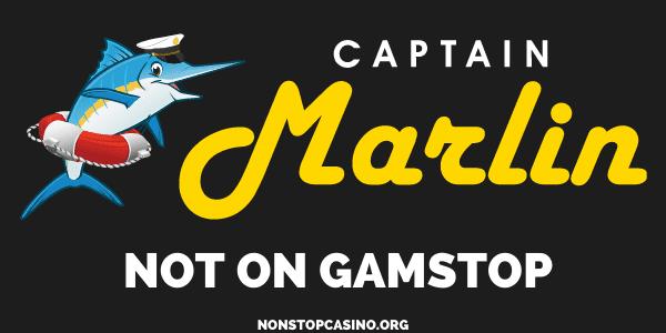 Captain Marlin Bookmaker not on GamStop