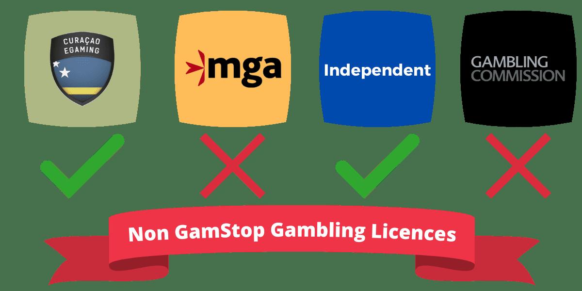 non GamStop gambling licences