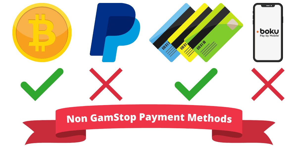 payments not blocked by GamStop