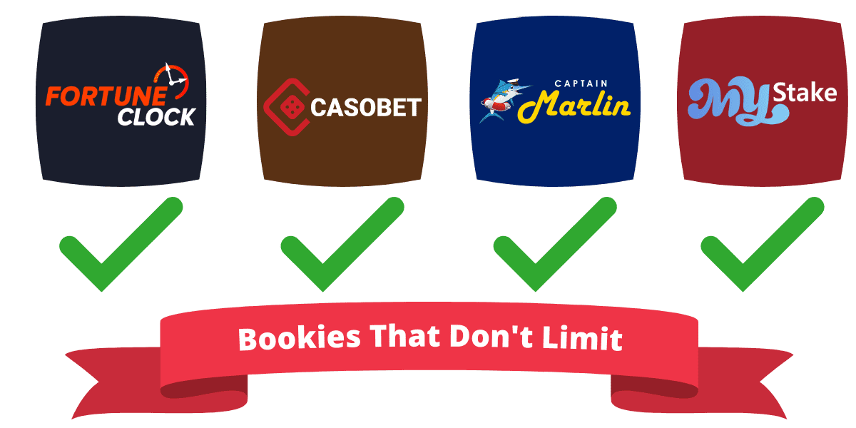 bookmakers with no limits