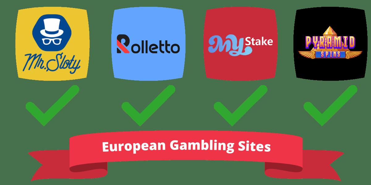 European gambling sites