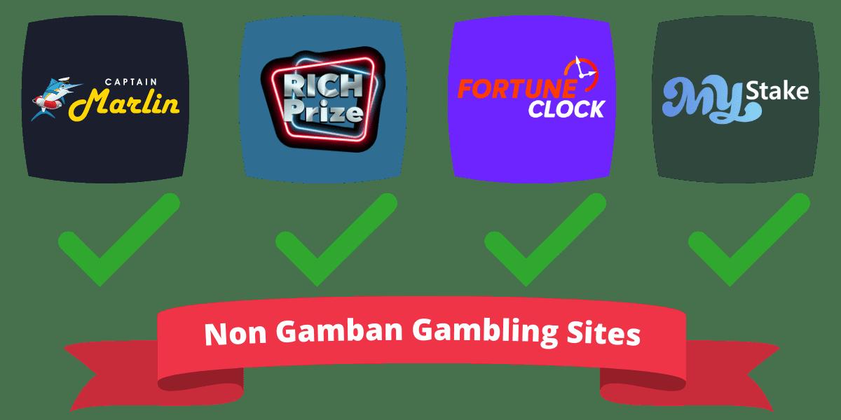 non Gamban gambling sites