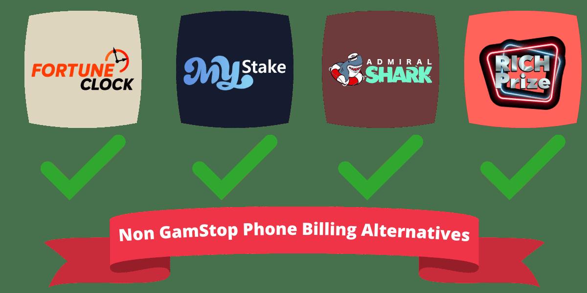 non GamStop phone billing casinos