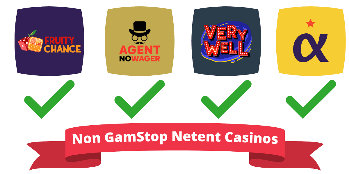 Netent slot sites not on GamStop