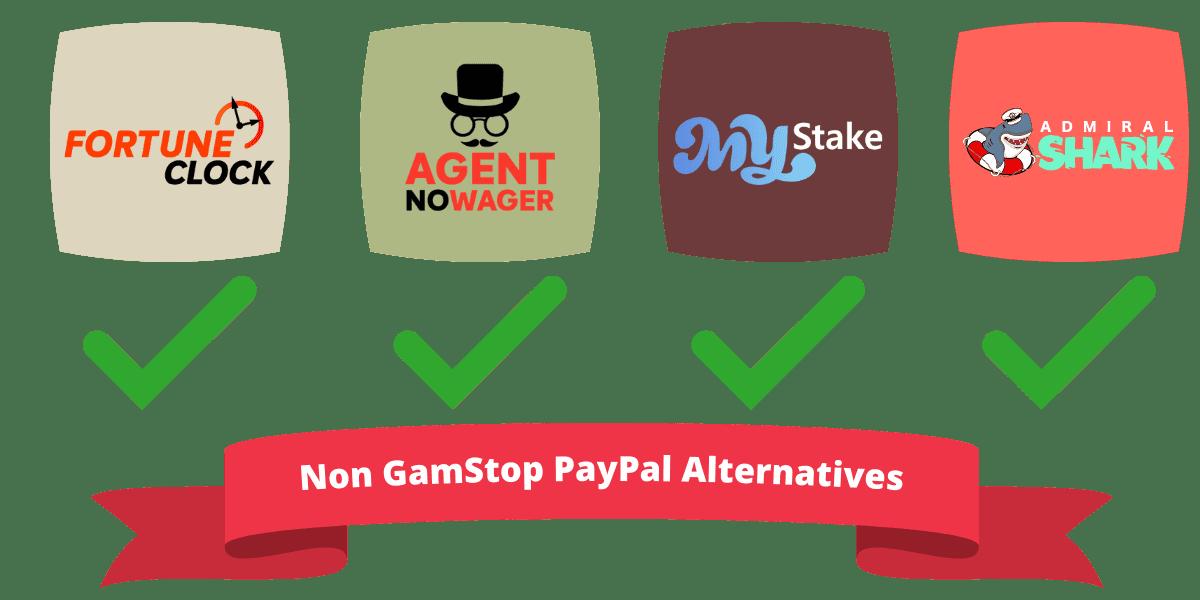 non GamStop PayPal gambling alternatives