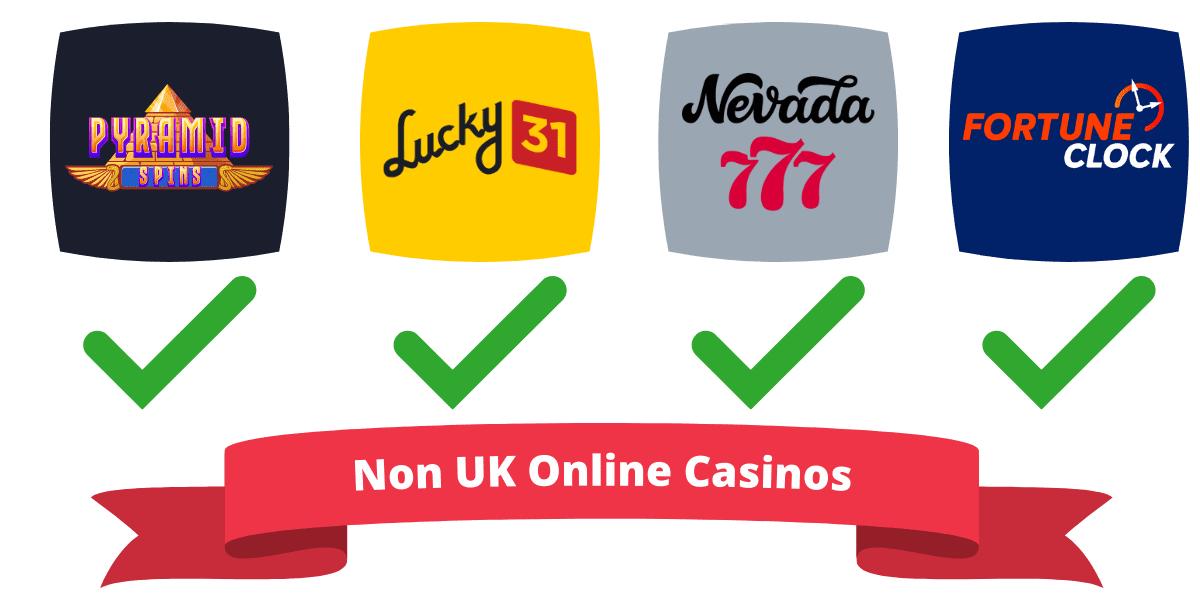 non-UK casinos accepting UK players
