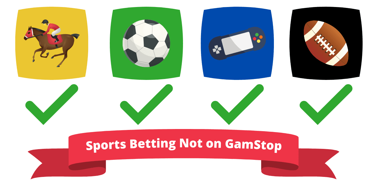 sports betting not on GamStop