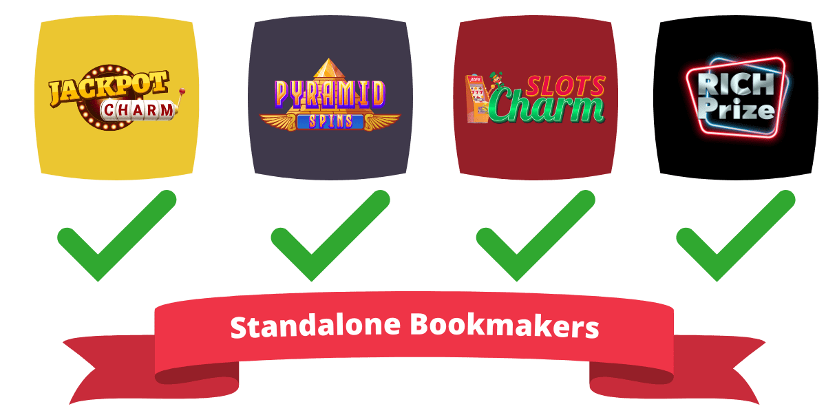 standalone bookmakers
