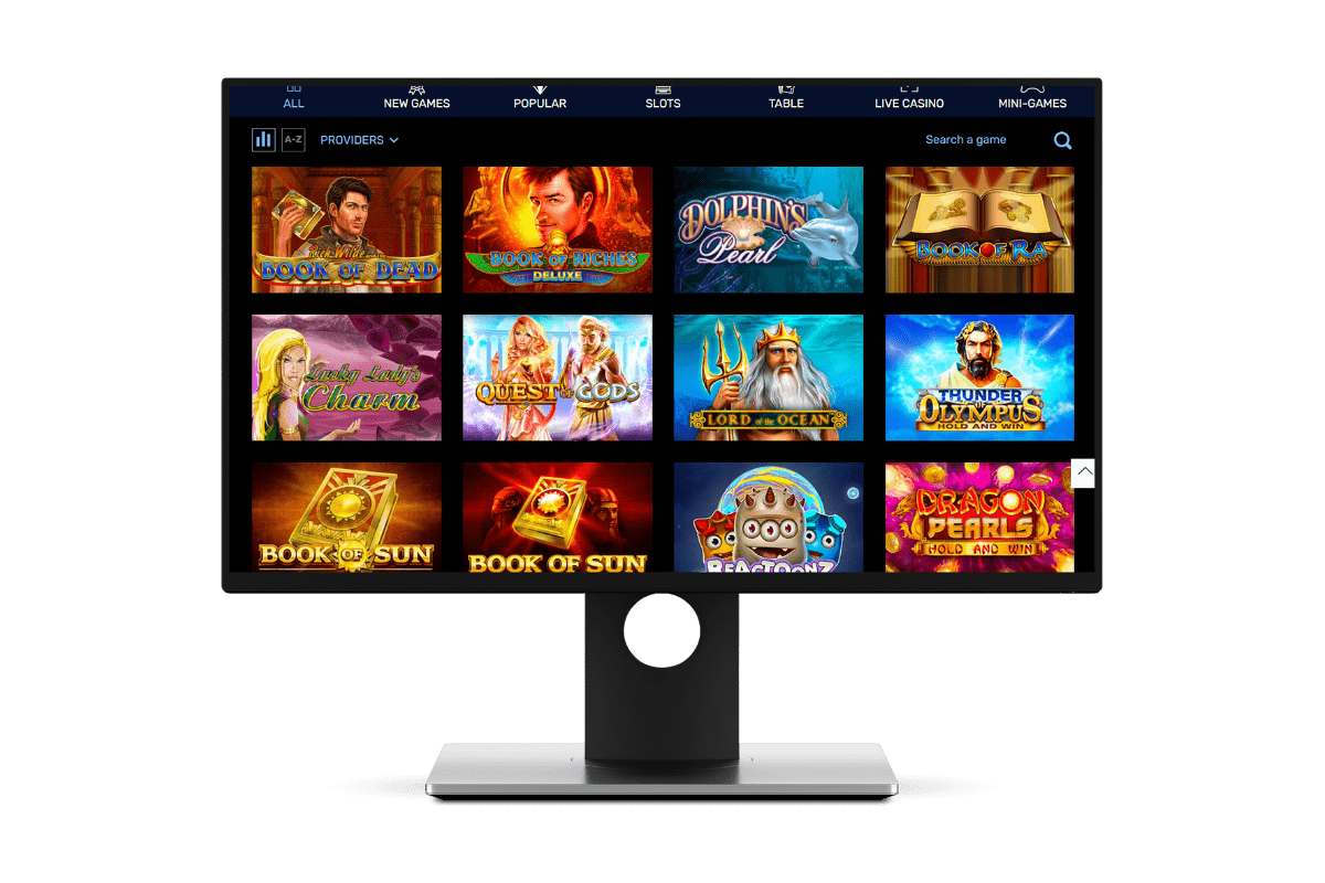 Online Games at Libra Spins Casino